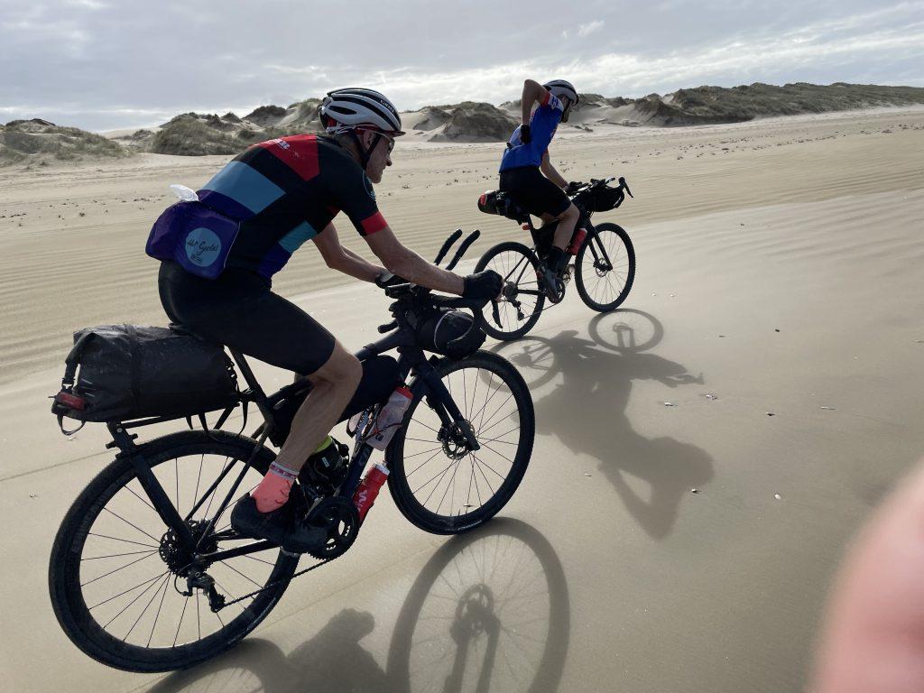 bikepacking bikes